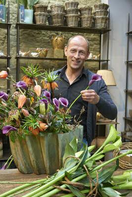 tomnackaerts young amadeus flowers Leuven Belgium